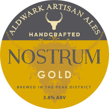 Nostrum Gold Ale - Peak District Deli