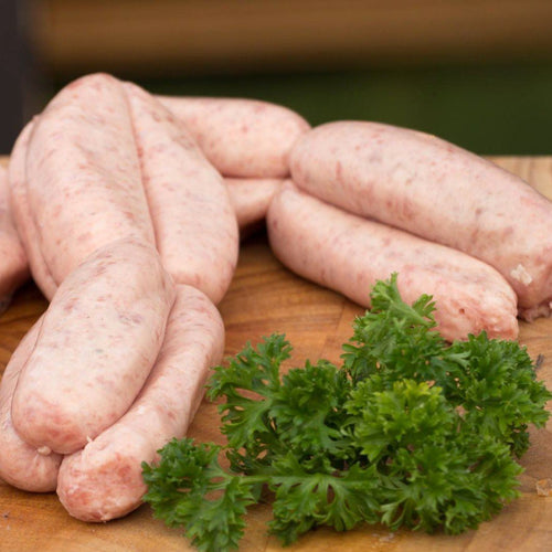 Old English Sausages - Peak District Deli
