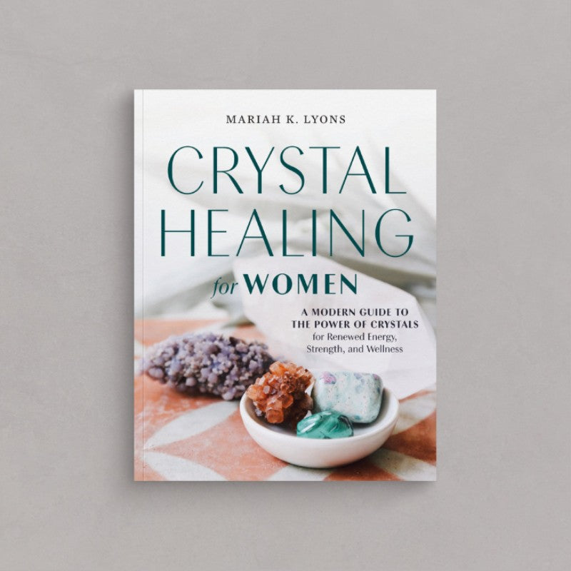 """Crystal Healing for Women"""