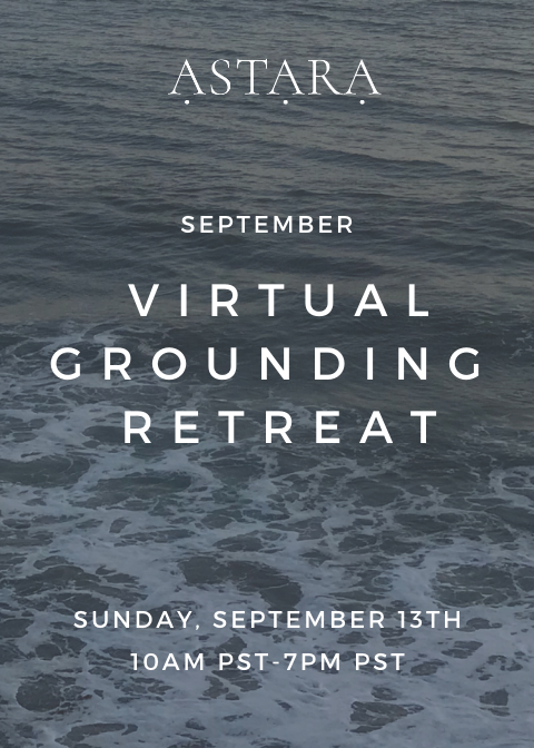 SEPTEMBER VIRTUAL DAY  RETREAT
