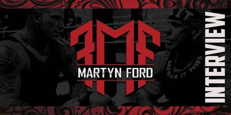 The Weekly T - Episode #2: Martyn Ford