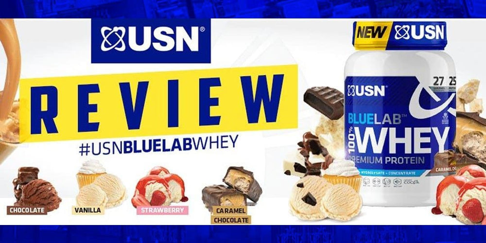 USN Blue Lab Whey Review