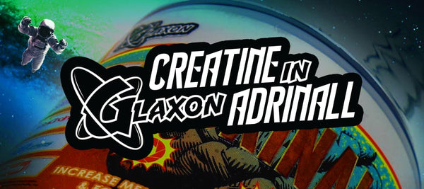 Creatine in Glaxon Adrinall
