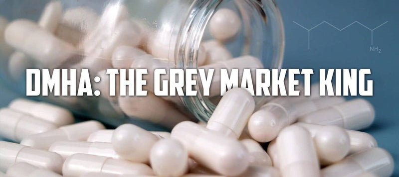 DMHA: The Grey Market King