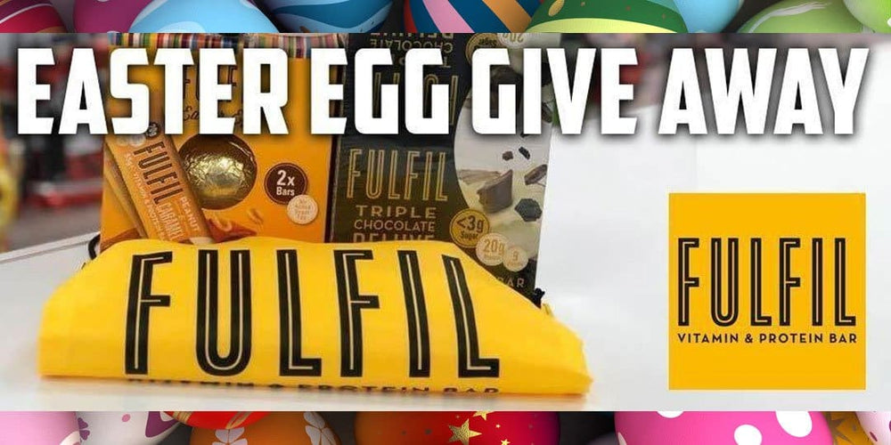 FulFil Easter Egg Give-Away