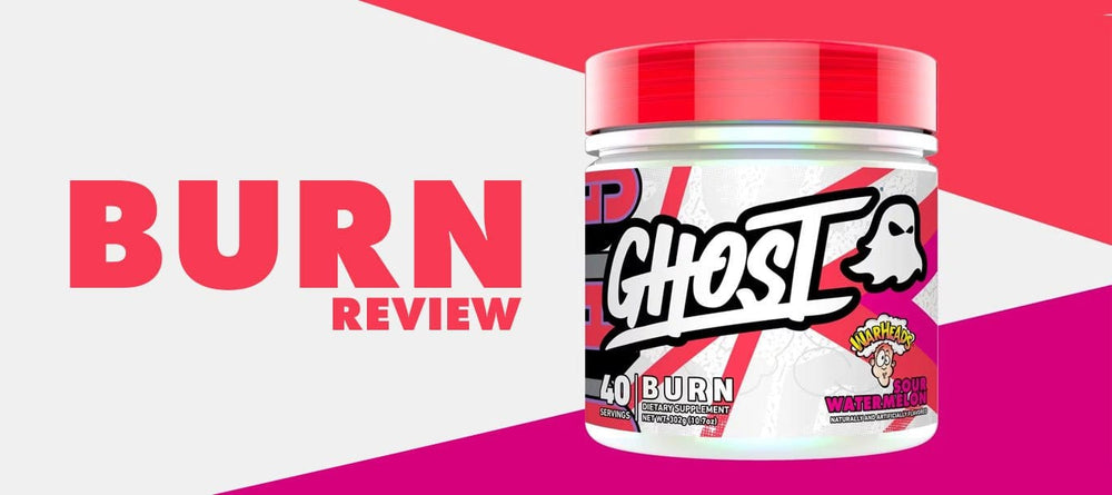 GHOST Burn Powdered Fat Burner Review