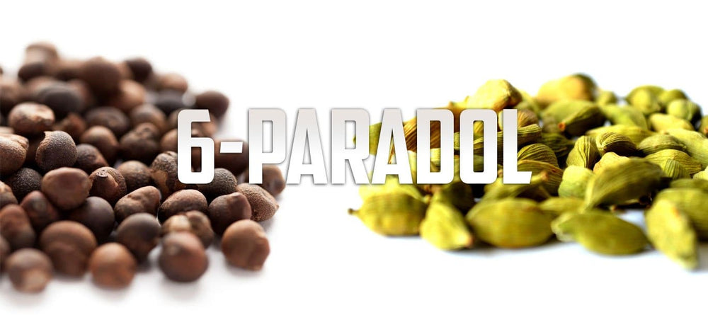 Grains Of Paradise, Cardamom, and 6-Paradol Oh My!