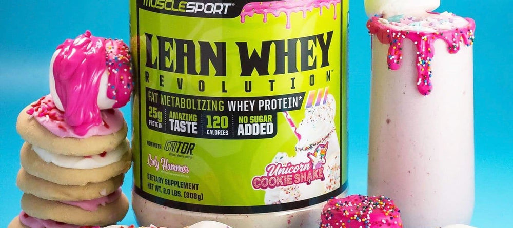 Lean Whey Revolution, A Review