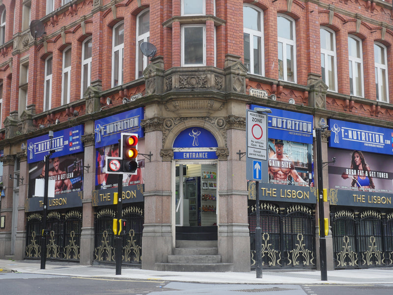 T-Nutrition Liverpool Store