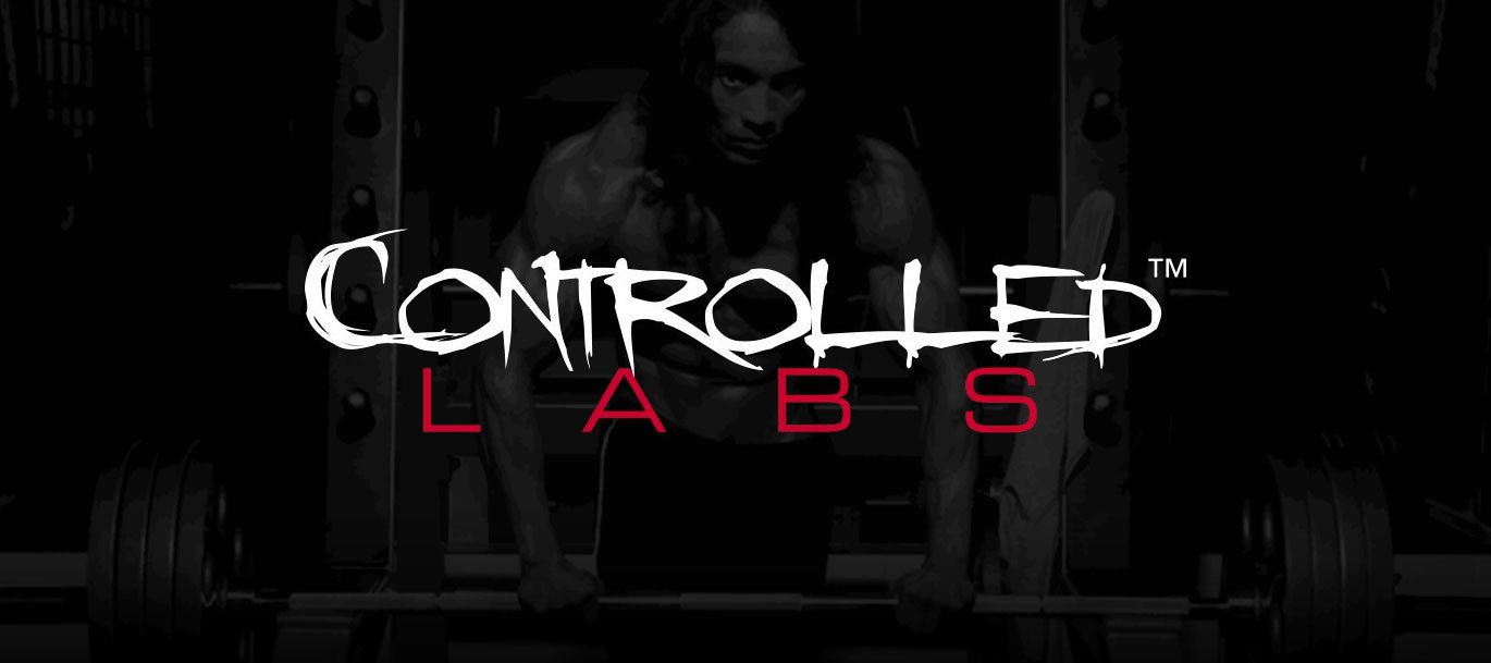 Controlled Labs supplements