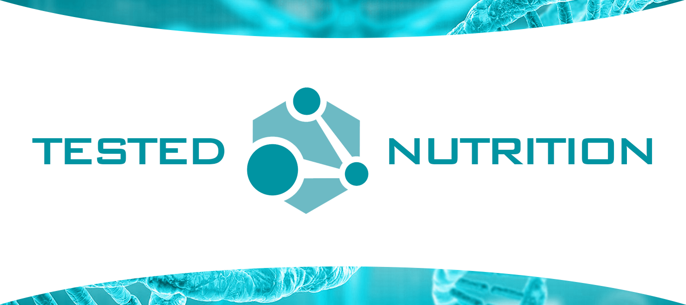 Tested Nutrition banner