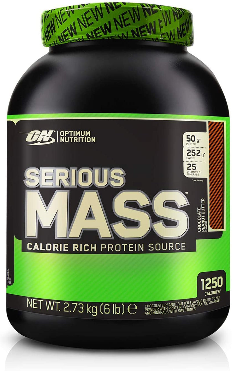 Optimum Nutrition - Serious Mass