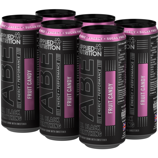 ABE - Energy + Performance (24 x 330ml Cans)