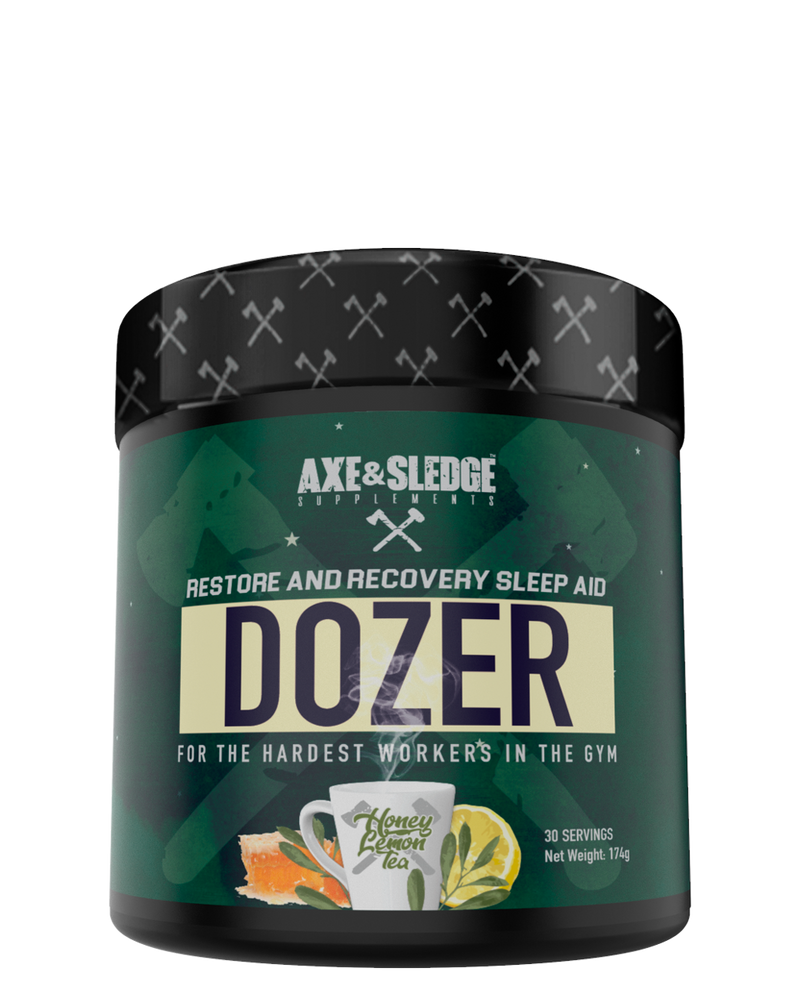Axe and Sledge Dozer (30 servings)