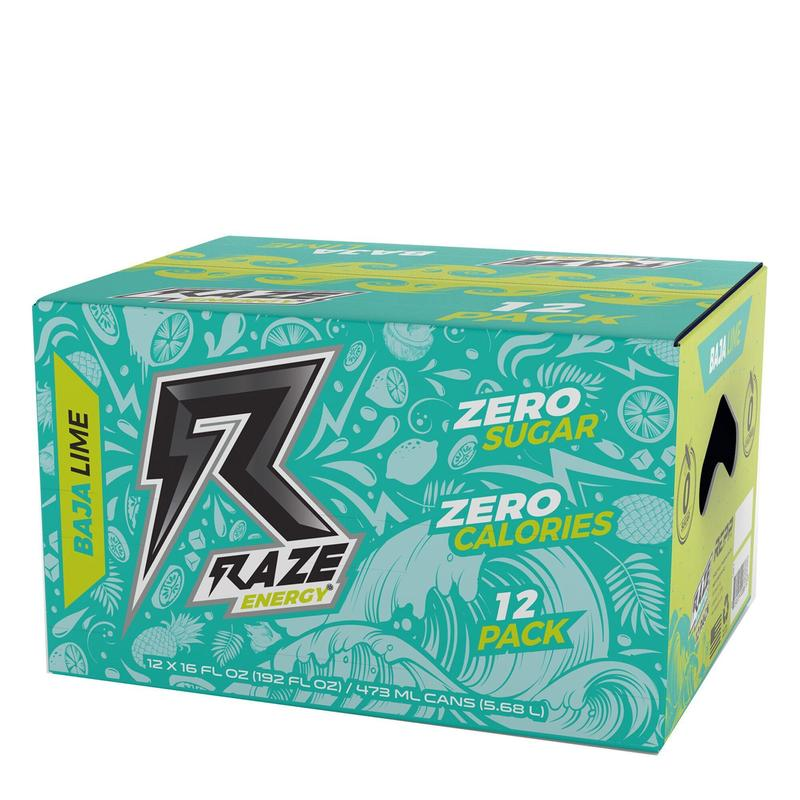 Raze Energy (12 x 473ml)