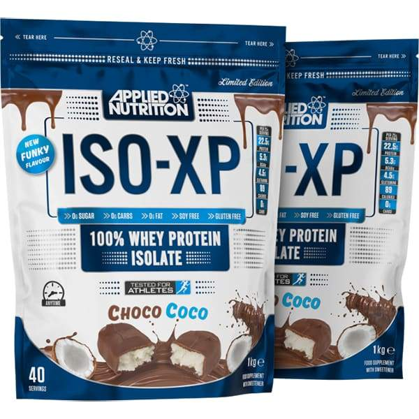 Applied Nutrition Applied Nutrition Iso-xp - 100% Whey Protein Isolate