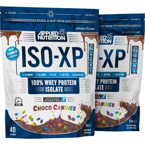 Applied Nutrition Applied Nutrition ISO-XP - 100% Whey Protein Isolate UK