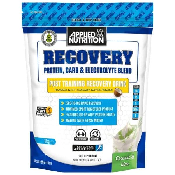 Applied Nutrition Recovery UK