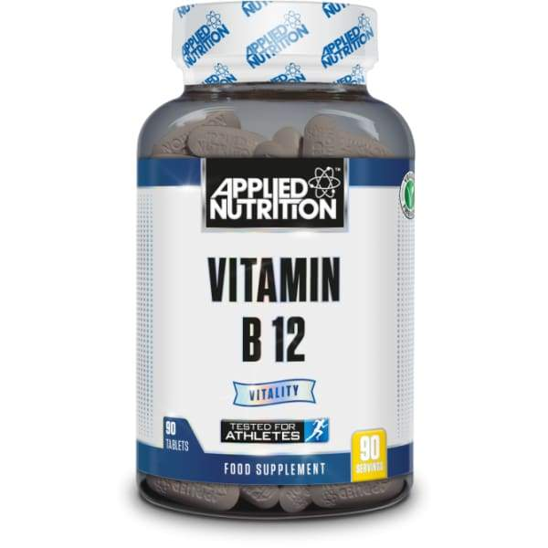 Applied Nutrition Vitamin B12 UK