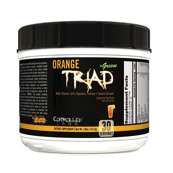Controlled Labs Orange Triad + Greens UK