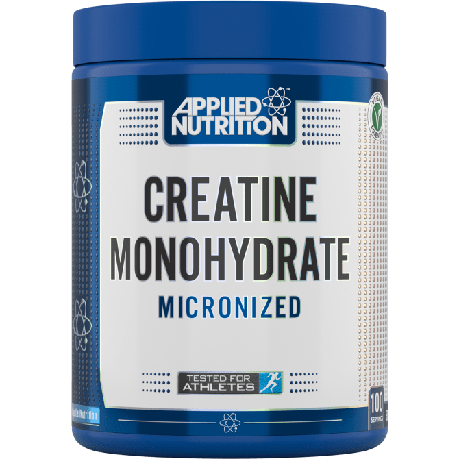 Applied Nutrition Creatine Monohydrate (100 Servings)