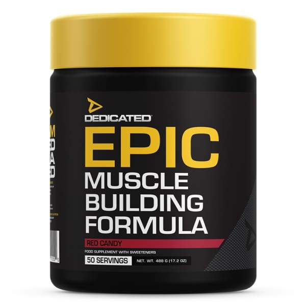 Dedicated Nutrition Epic UK