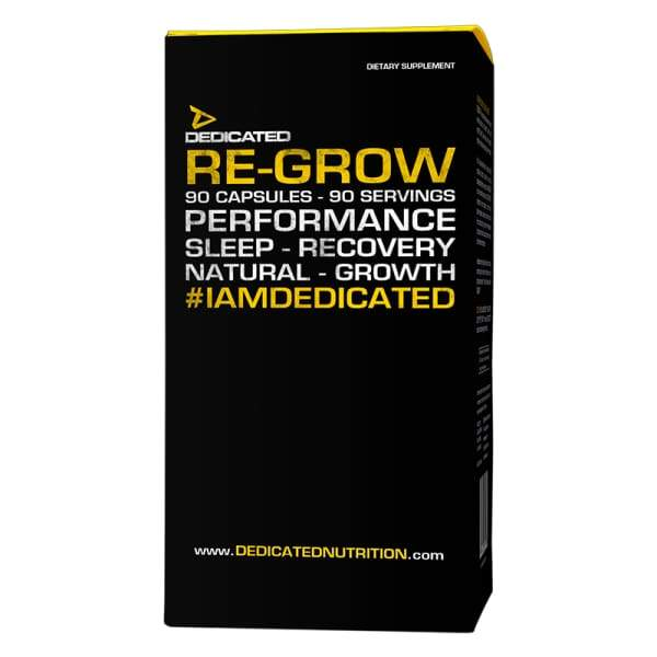 Dedicated Nutrition Re-Grow UK