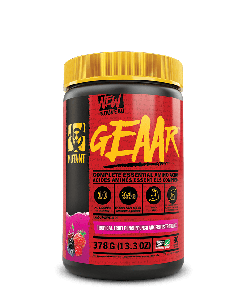Mutant GEAAR (30 Servings)