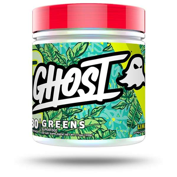 Ghost Ghost Greens