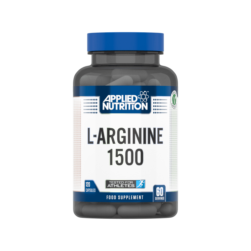 Applied Nutrition - L-Arginine 1500 (120 caps)