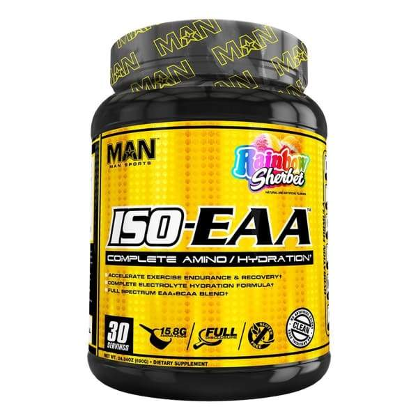 MAN Sports Iso-EAA UK