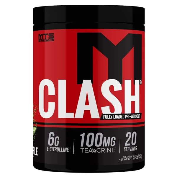 MTS Nutrition Clash UK