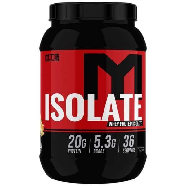MTS Nutrition Isolate UK