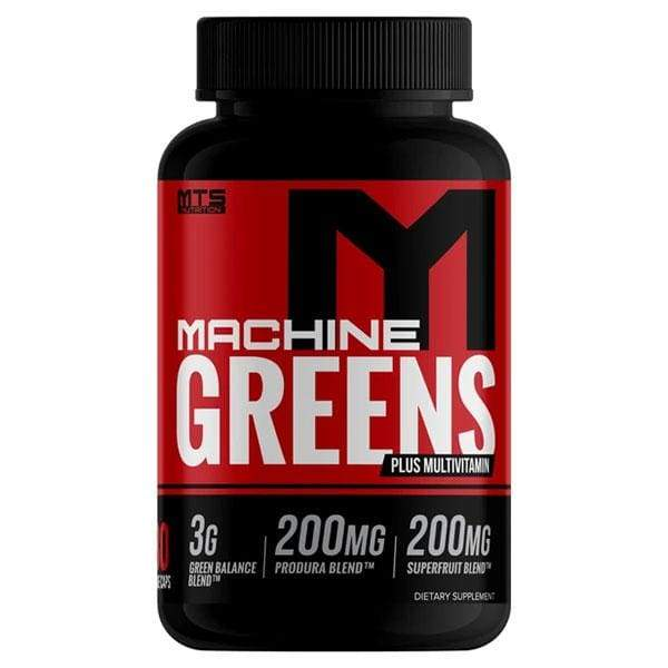 MTS Nutrition Machine Greens Capsules UK