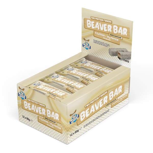Muscle Moose Beaver Bar Protein Bar UK