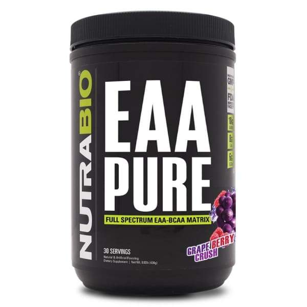 NutraBio EAA Pure UK