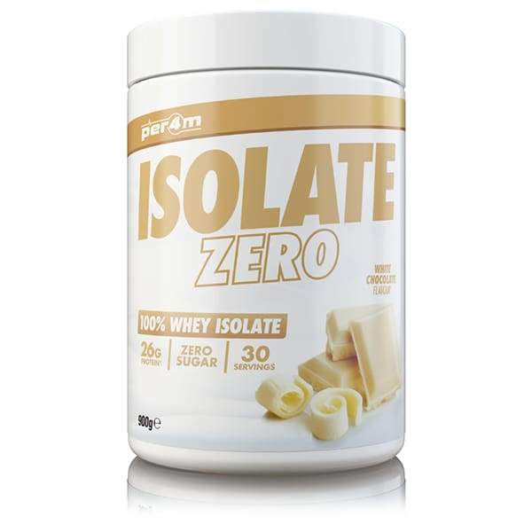 PER4M Whey Isolate Zero White Chocolate Fudge