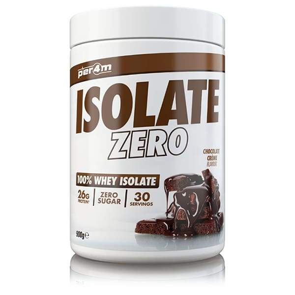 PER4M Whey Isolate Zero Chocolate Creme