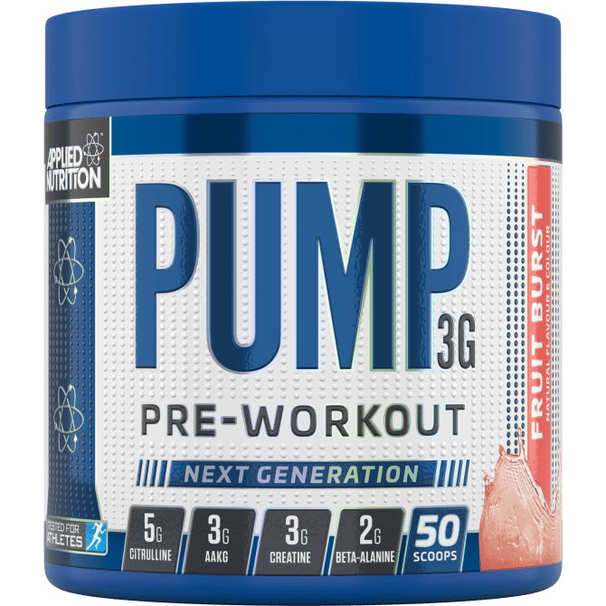 Applied Nutrition Pump 3G (50 Scoops)