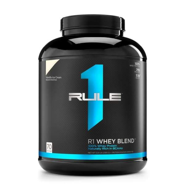 Rule 1 R1 Whey Blend UK