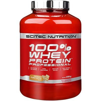 Scitec Nutrition 100% Whey Protein Professional UK