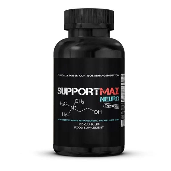 Strom SupportMAX Neuro Capsules UK
