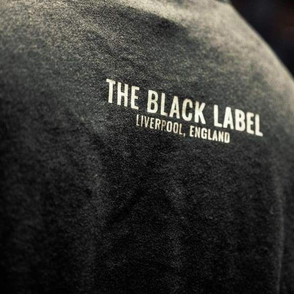 T-Nutrition The Black Label T-Shirt UK