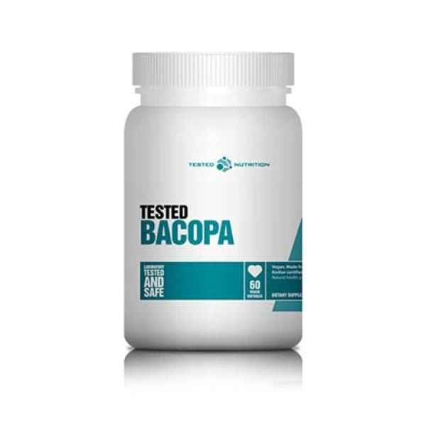 Tested Nutrition Tested Bacopa UK