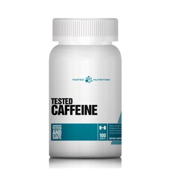 Tested Nutrition Tested Caffeine UK