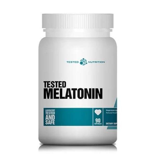 Tested Nutrition Tested Melatonin UK