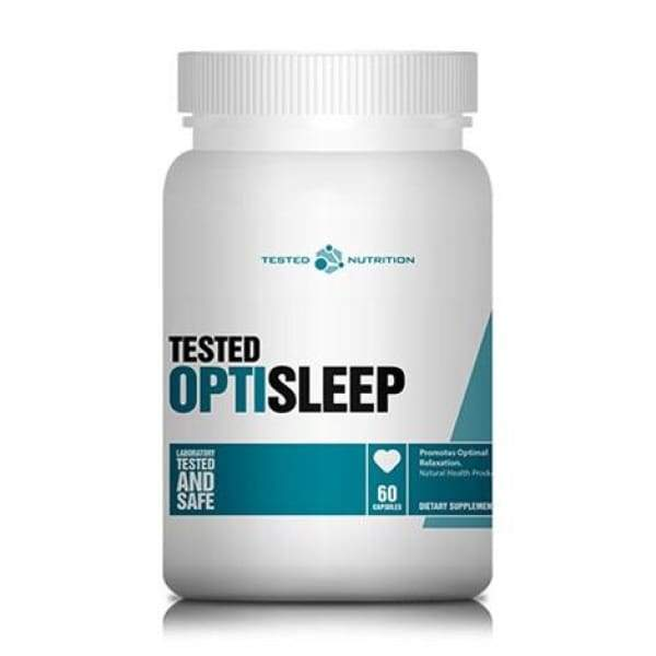 Tested Nutrition Tested Opti Sleep UK