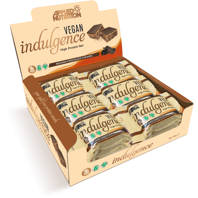 Applied Nutrition Vegan Indulgence Protein Bar