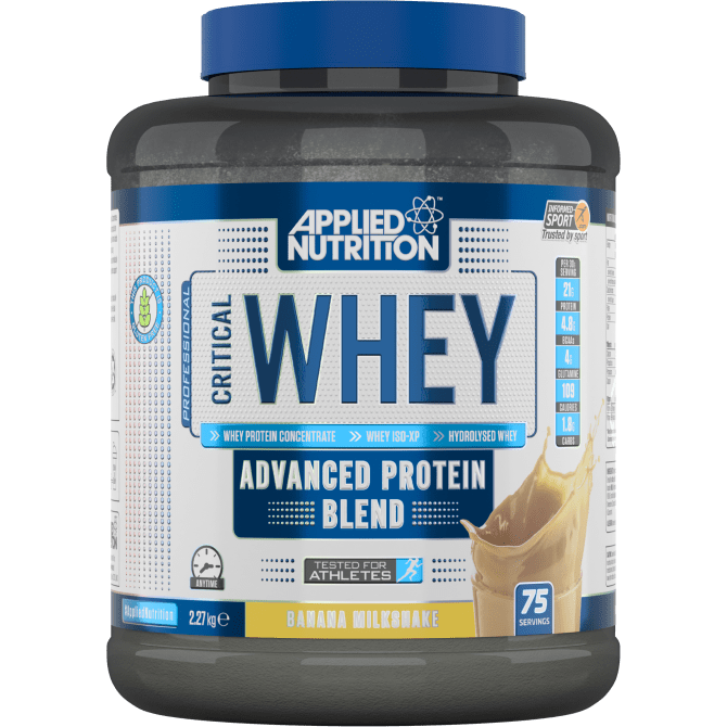 Applied Nutrition Critical Whey