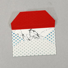 AMERICA'S GREATEST - 5  small card+envelope -